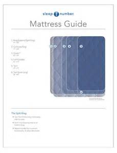 Sleep Number Bed King Size Measurements Mattress Sizes Dimensions Chart For Mattresses Sleep Number
