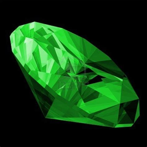 Emerald Gemstone Of May by Animal Plants Resources Zambia