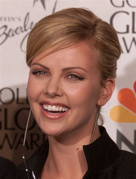 Whats Lipstick The Scoop On Charlize And Katharines Shades by Charlize Theron Photos Photos In Profile Charlize