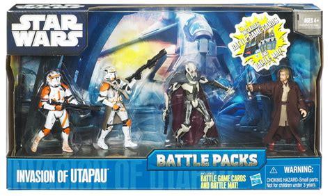 Paking Set Blitz hasbro new wars battle packs