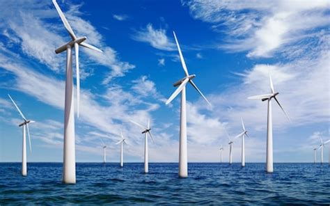 why the uk offshore wind success must go global