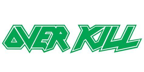 Overkill Logo / Music / Logonoid.com