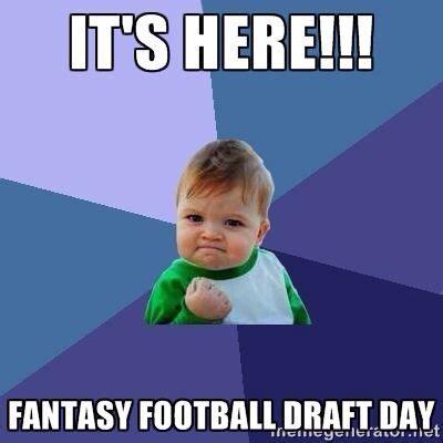 Fantasy Football Draft Meme - 1000 ideas about fantasy football funny on pinterest
