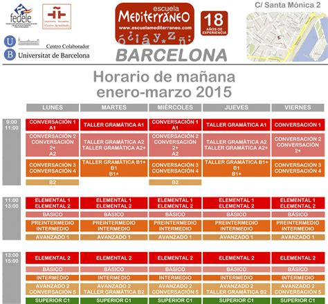 barcelona schedule barcelona schedule 2014 2015 party invitations ideas