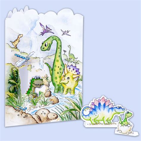 3 D Pop Up Digital Dinosaurus 3d pop up cards uk pay just 163 2 a card buy 10 and save 20
