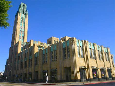 Deco Apartment Buildings Los Angeles Southwestern School Building Images