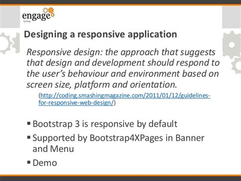 layout supported by bootstrap get the best out of bootstrap with bootstrap4xpages