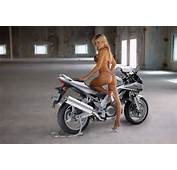 Sexy Naked Girls On Motorcycles  Hot Wallpaper