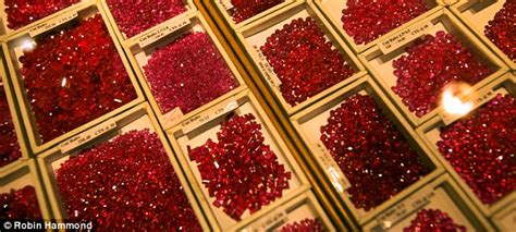 9 08 Ct Blood Ruby image 1 how much is a burmese ruby worth