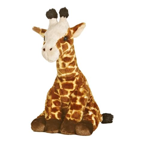 destination nation giraffe stuffed animal by