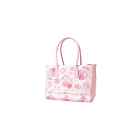 Tote Bag Melody my melody tote bag punching the shop