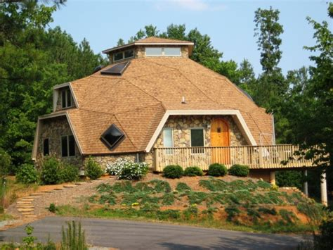 dome home 5 great reasons to build a geodesic dome home inhabitat
