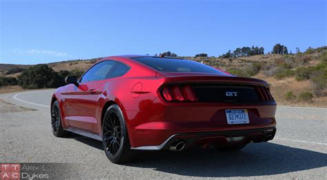specs on 2015 mustang gt 2015 ford mustang exterior 009 the about cars