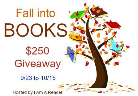 Fall Into Books 250 Giveaway Fall Into A Book Template