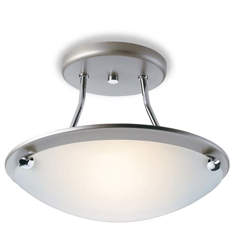 Semi Flush Ceiling Lighting Chagne Semi Flush Ceiling Light S300ss