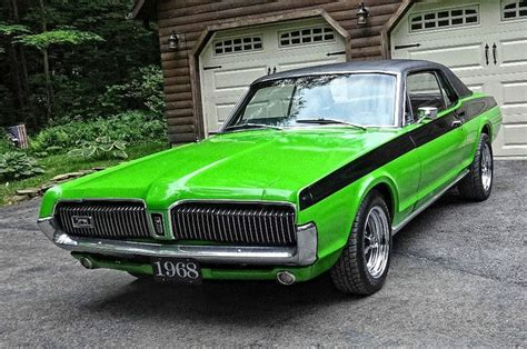 cheap muscle cars 26 best images about 68 cougar on pinterest