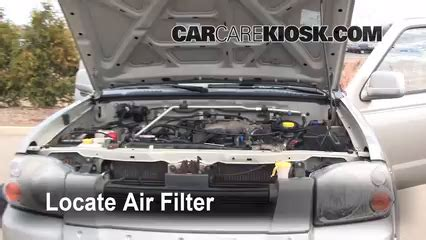 automobile air conditioning service 2002 nissan frontier engine control air filter how to 2000 2004 nissan xterra 2002 nissan xterra se 3 3l v6
