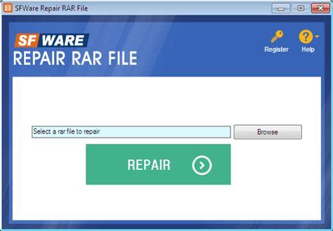 repair and extract corrupted rar file repair winrar files download sfware repair rar file from files32 system