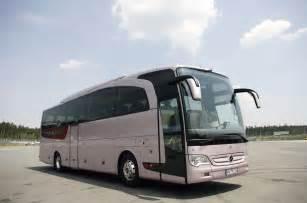 Mercedes Coaches Daimler Receives Major Mercedes Coach Contract From