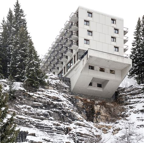 R Architecture?s Renovation of Marcel Breuer Ski Resort