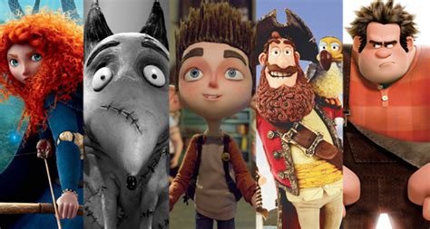 best animated 2013 oscars 2013 oscar nominees for best animated feature