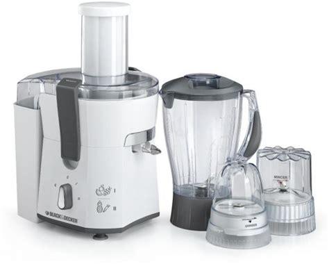 Juicer Black And Decker black decker 500w juicer blender grinder mincer jbgm600 b5 price review and buy in dubai