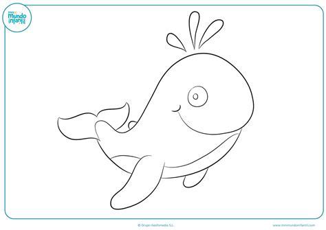 imagenes animales marinos para colorear dibujos de animales marinos para colorear mundo primaria