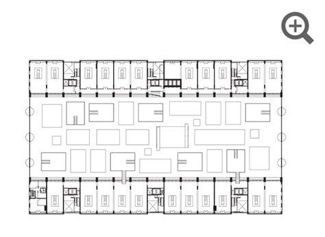 market floor plan markthal in rotterdam by mvrdv buildings architectural