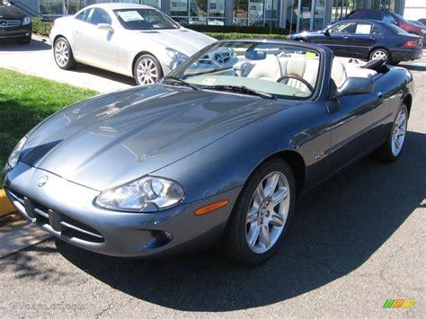 jaguar xk8 2000 2000 titanium pearl jaguar xk xk8 convertible 6557632