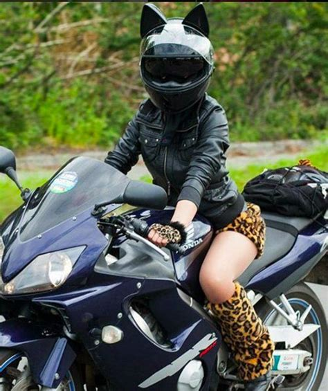 Motorradhelm Katzenohren by 1000 Images About Motorcycle Helmets With Style On