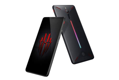 The Magic Phone the magic phone is here a gaming smartphone with rgb