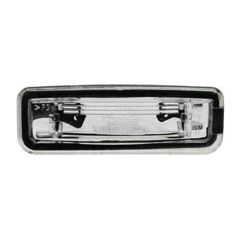 light lens assembly dorman rear license plate light lens assembly l for 00
