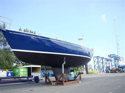 onderhoud aluminium boot spuiten van aluminium jachten quality yachtpainting