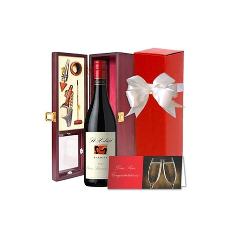 Bar Accessories Gifts Wine And Wine Box With Accessories Gift Set Wrappings