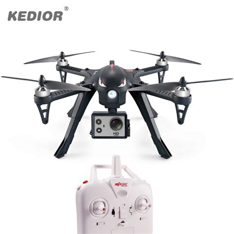 Drone Rc new mjx b3 bugs 3 brushless rc helicopter 80km h remote professional drone can add 4k