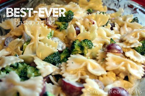the ultimate pasta salad recipe dishmaps the best macaroni salad ever recipe dishmaps