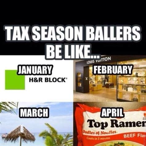 Tax Refund Meme - funniest tax season memes