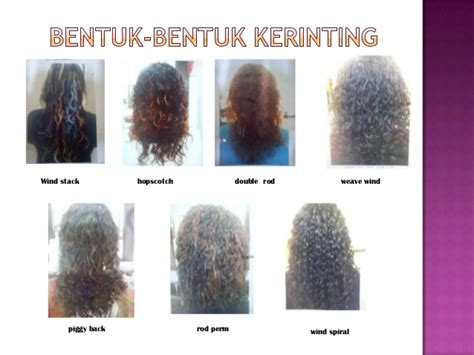 hair style perming