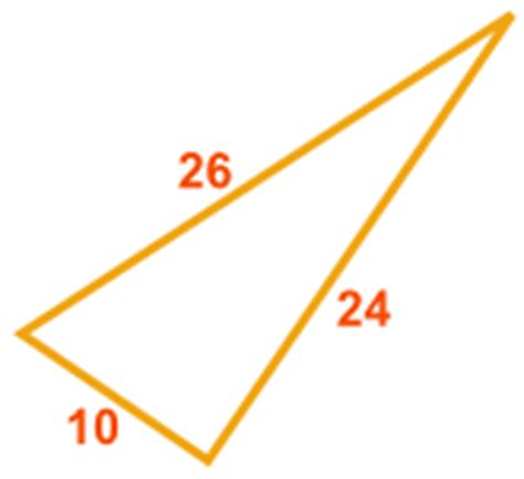 Square Root Of 289 by Pythagoras Theorem