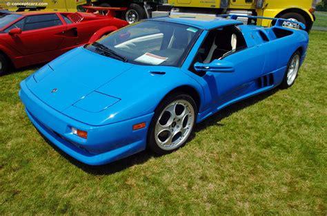 97 Lamborghini Diablo Auction Results And Data For 1997 Lamborghini Diablo