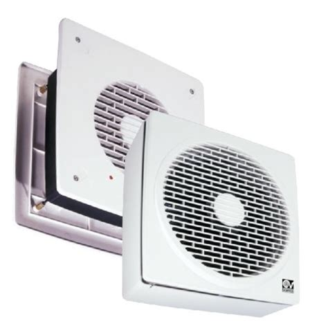 vortice bathroom fan vortice vario 150 6arills flush auto reversible ll wall