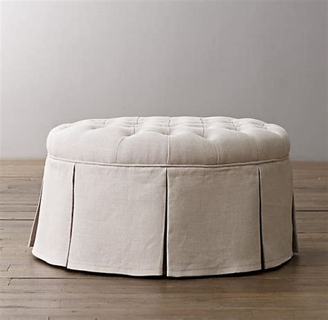how to make a round tufted ottoman round ottoman top diy ottoman ideas with round ottoman
