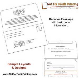 Fundraising Envelope Template by Sle Layouts Designs For Donation Envelopes And