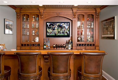 home bars skills custom cabinetry by ken leech