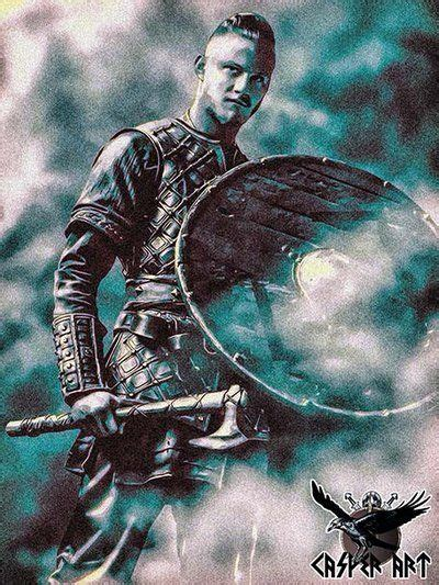 bjorn ironside on the wings of valkyries pinterest bjorn ironside by thecasperart deviantart com on