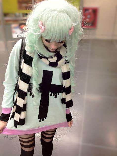 Kawaii Pastel Goth Fashion Tumblr   alternative fashion pastel goth and why it is indeed