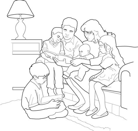 coloring pages family praying together coloring pages of families going to church az coloring pages