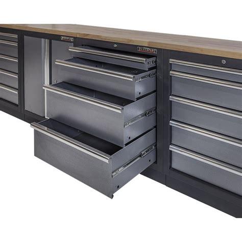 werkbank sets 14 schubladen kaufen powerplustools - Schublade Werkstatt