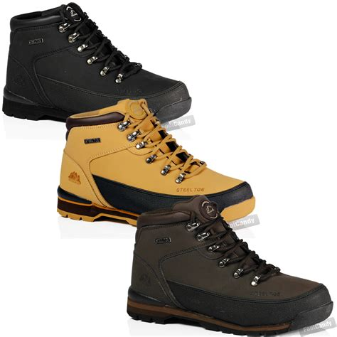 comfortable steel toe cap boots comfortable lightweight mens work boots shoes 28 images