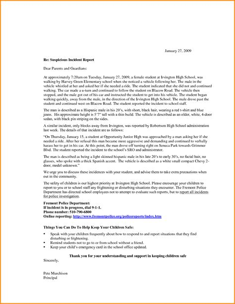 Incident Report Request Letter incident report sle 33228784 png letterhead template